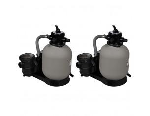 Pompe filtru cu nisip, 2...
