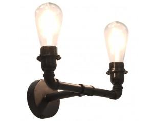 Lampa de perete cu 2 brate,...