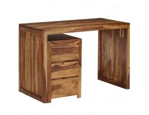 Masa de scris, lemn masiv...