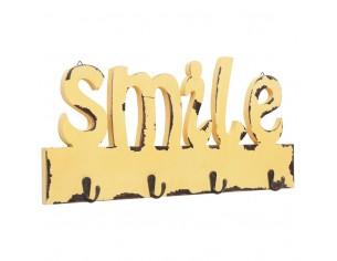 Cuier de perete SMILE, 50 x...