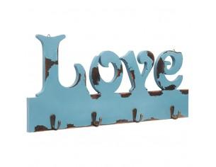 Cuier de perete LOVE, 50 x...
