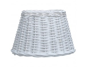 Abajur de lampa, alb, 45 x...