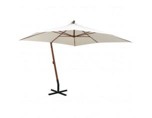 Umbrela de soare suspendata...