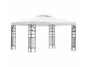 Pavilion, alb, 3 x 4 m
