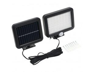 Lampa solara cu senzor de...