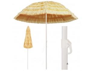 Umbrela de plaja, natural,...
