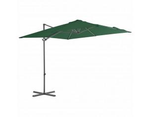 Umbrela suspendata cu stalp...