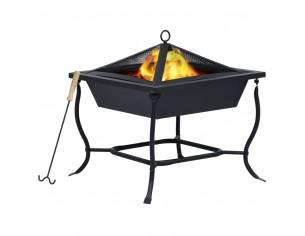 Vatra de foc, negru, 45 x...