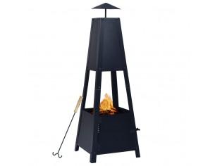 Vatra de foc, negru, 35 x...
