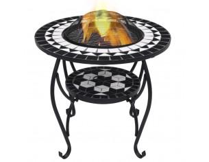 Masa cu vatra de foc,...