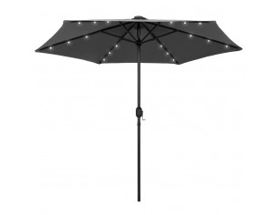 Umbrela de soare cu LED si...