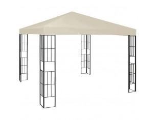 Pavilion, crem, 3 x 3 m
