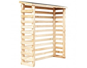 Sopron de lemne de gradina,...