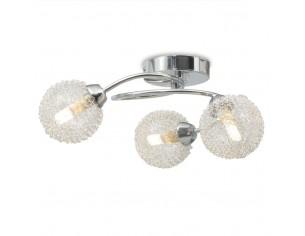 Lampa de plafon cu 3 becuri...