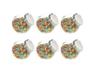 Borcane pentru bomboane, 6...