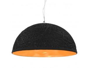 Lampa suspendata, negru si...