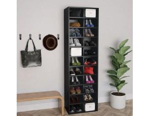 Pantofar, negru, 54 x 34 x...