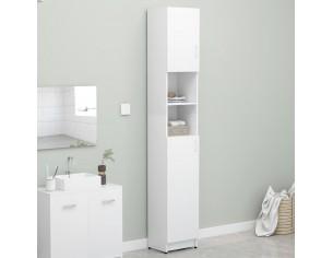 Dulap de baie, alb, 32 x...