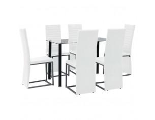 Set de mobilier 7 piese...