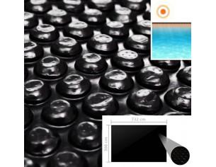 Prelata piscina, negru, 732...