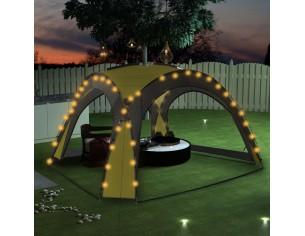 Cort de petrecere cu LED si...