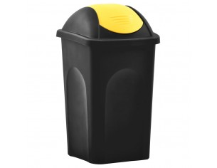 Cos de gunoi cu capac...