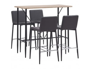Set mobilier de bar, 5...