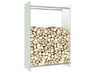Rastel lemne de foc, alb,...