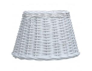 Abajur lampa, alb, 30 x 20...
