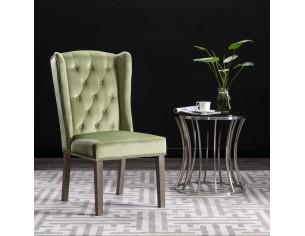 Scaun de sufragerie, verde...