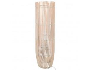 Lampa de podea, alb, 61 cm,...