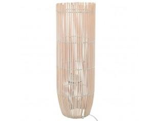 Lampa de podea, alb, 72 cm,...