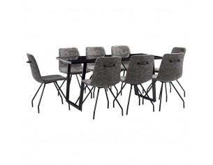 Set mobilier bucatarie, 9...