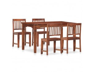 Set mobilier de masa, 5...
