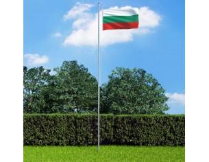 Drapel Bulgaria si stalp...
