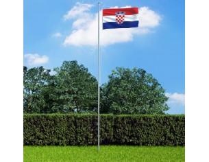 Drapel Croatia si stalp din...