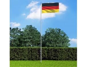 Drapel Germania si stalp...