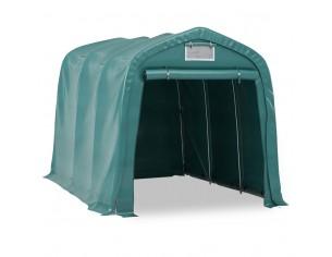 Cort de garaj, verde, 2,4 x...