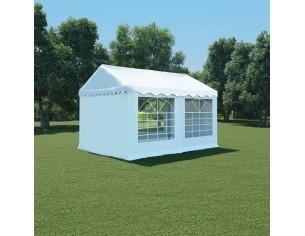 Pavilion de gradina, alb, 3...