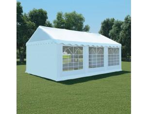 Pavilion de gradina, alb, 4...