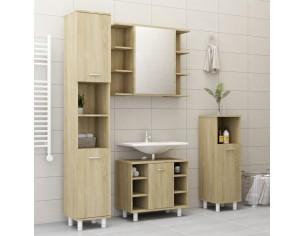 Set mobilier baie, 3 piece,...