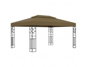 Pavilion cu acoperis dublu,...