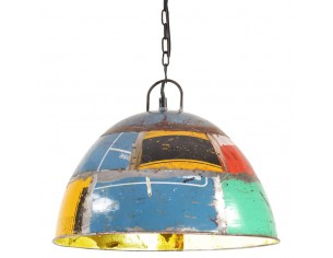 Lustra industriala vintage,...
