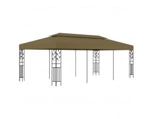 Pavilion, gri taupe, 6 x 3...