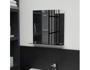 Oglinda de perete cu raft,...