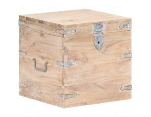 Cufar, 40x40x40 cm, lemn...
