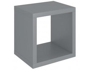 Raft cubic de perete, gri,...