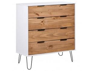 Comoda cu sertare lemn...