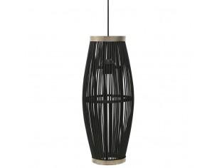 Lampa suspendata, negru,...