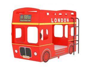 Pat supraetajat, autobuz...